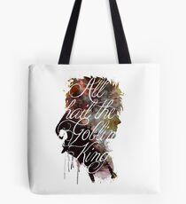 David Bowie // Labyrinth // All Hail the Goblin King Tote Bag