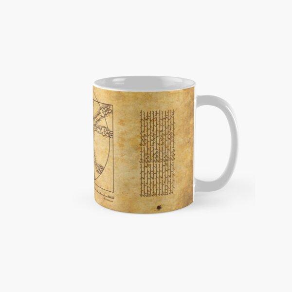 Vitruvian Murloc Classic Mug