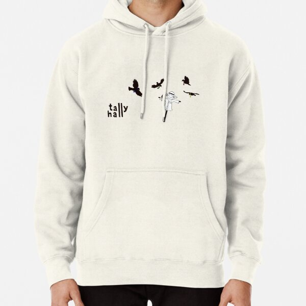 Scarecrow Pullover Hoodie