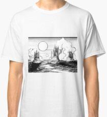Three Island Castles Classic T-Shirt