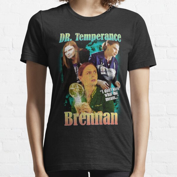 VINTAGE - Bones, Dr. Temperance Brennan  Essential T-Shirt