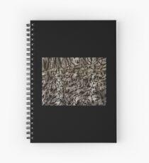 Custom Rattlesnake Spiral Notebook