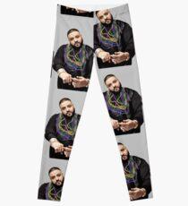 DJ Khaled w/ Beads  Leggings
