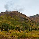 STOCK ~ Talkeetna Mountain's ~ Panoramic by akaurora