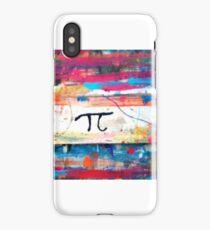 simply pi iPhone Case