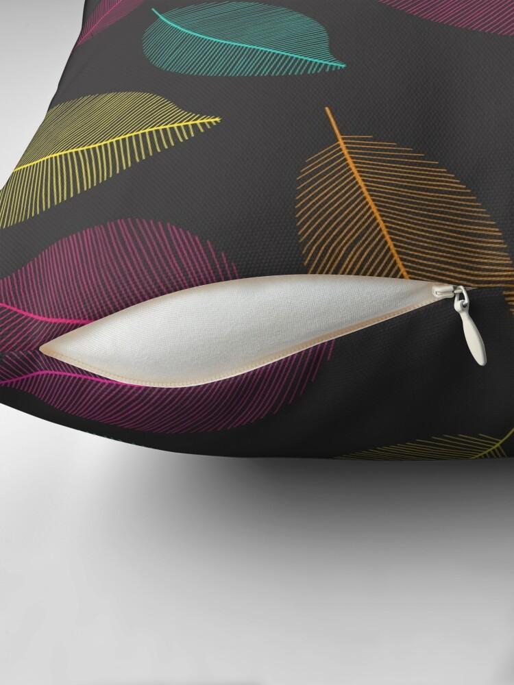 Alternate view of Neon Nature Floor Pillow
