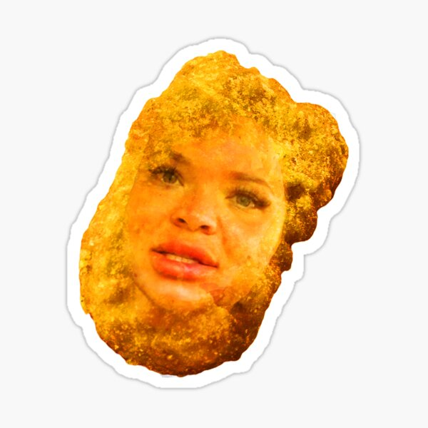 Trish Nugget Sticker