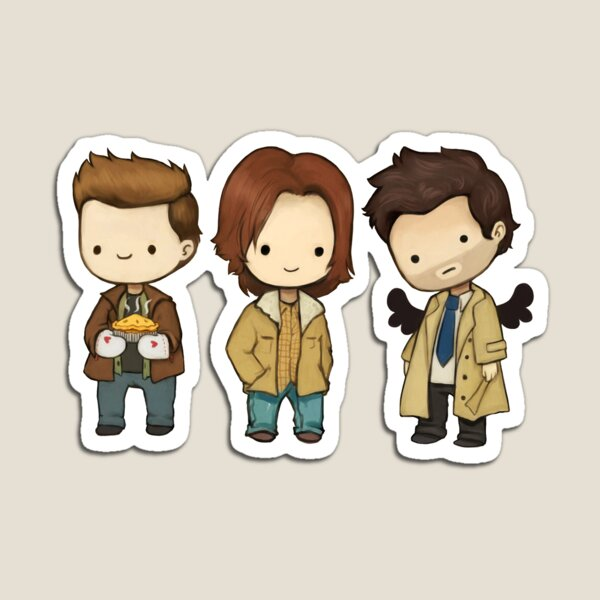 Team Free Will Magnet