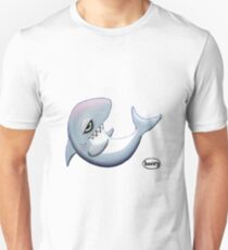 Reclining Shark Unisex T-Shirt