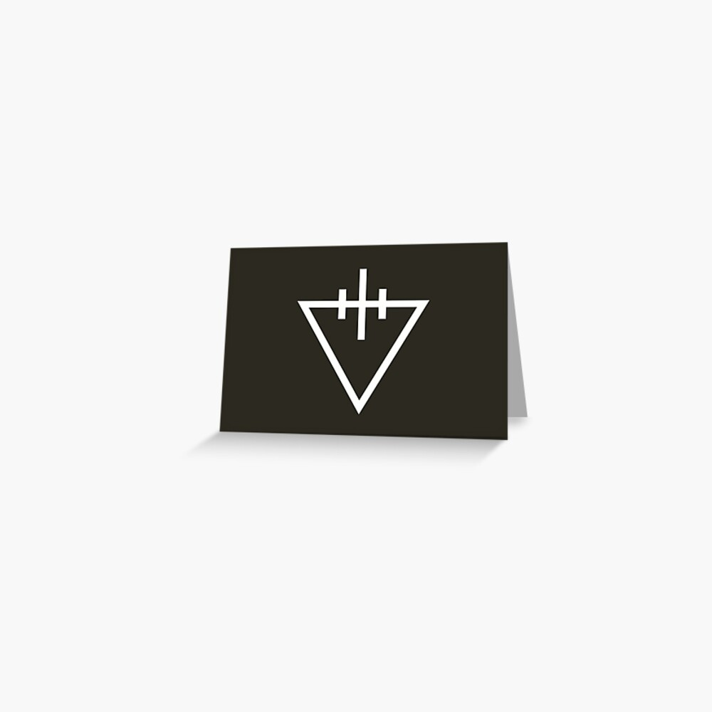 the devil wears prada logo greeting card by dmclothing redbubble redbubble