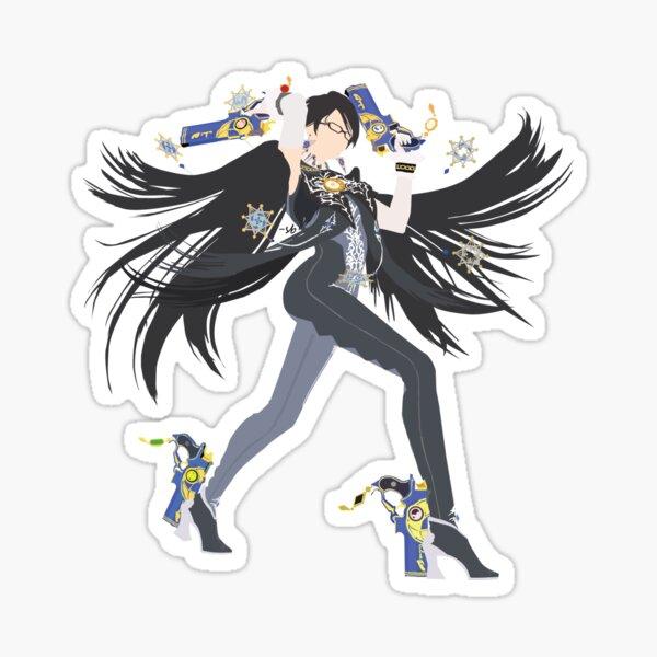 Bayonetta Sticker