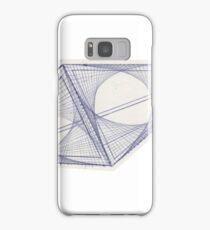 diamond graph Samsung Galaxy Case/Skin