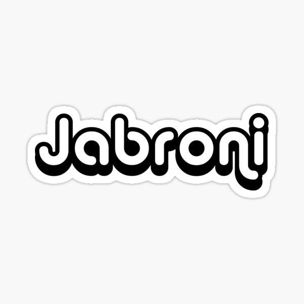 Jabroni - IASIP - Mac - It's Always Sunny Sticker