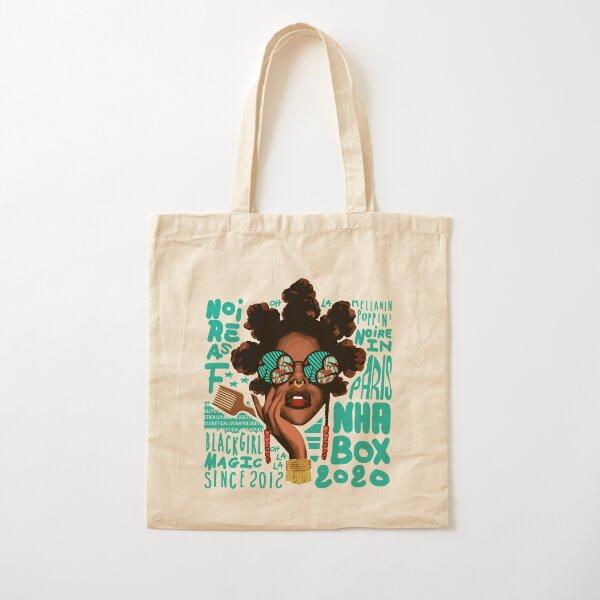 Ohlala Bantu Knots Tote bag classique