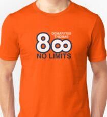 DEMARYIUS THOMAS, NO LIMITS Unisex T-Shirt