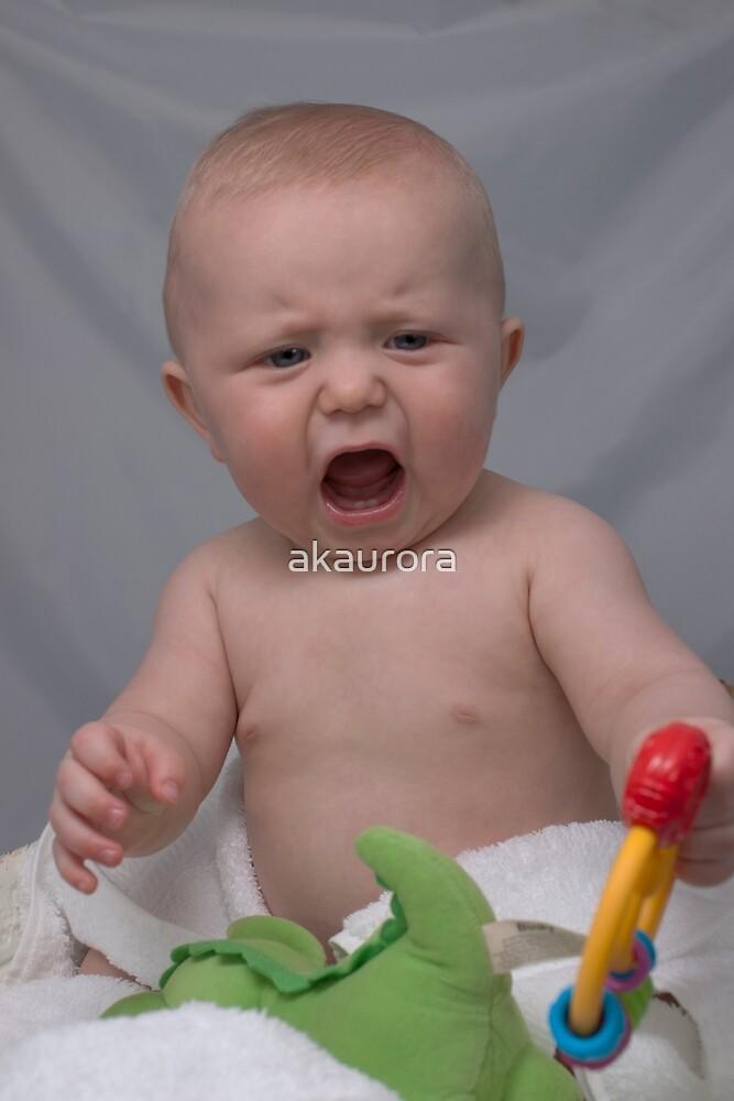 Baby Boy #3 by akaurora