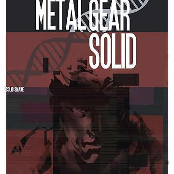 Solid - Metal Gear by CuriousityShop