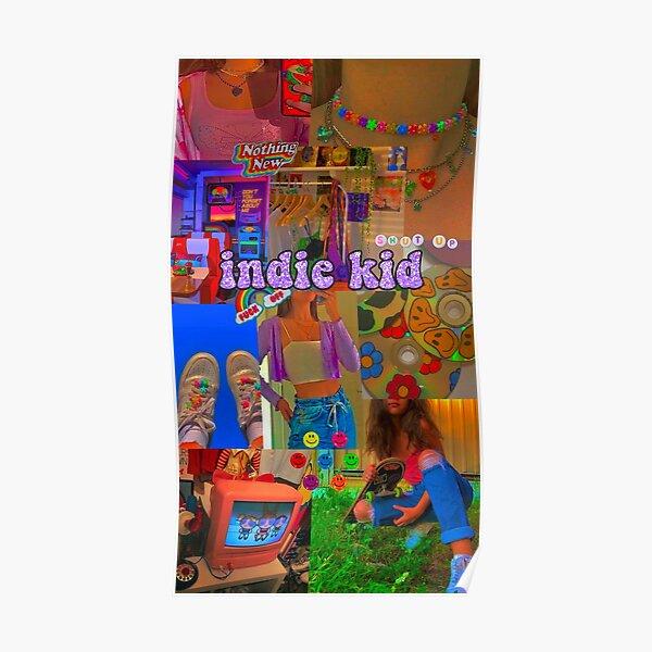indie kid Poster