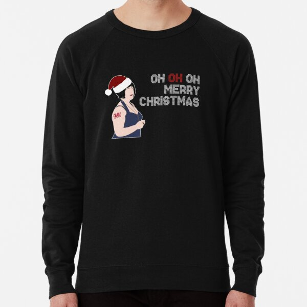 christmas ness (the original) Lightweight Sweatshirt