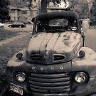 Vintage Ford by Adam Northam