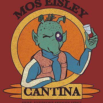 Mos Eisley Cantina by ChristinaReyes