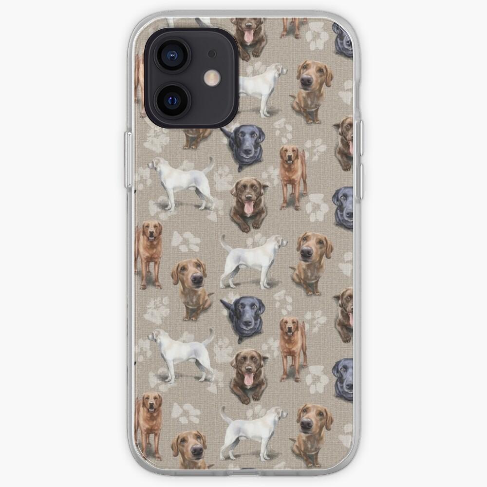 The Labrador Retriever Dog iPhone Case & Cover