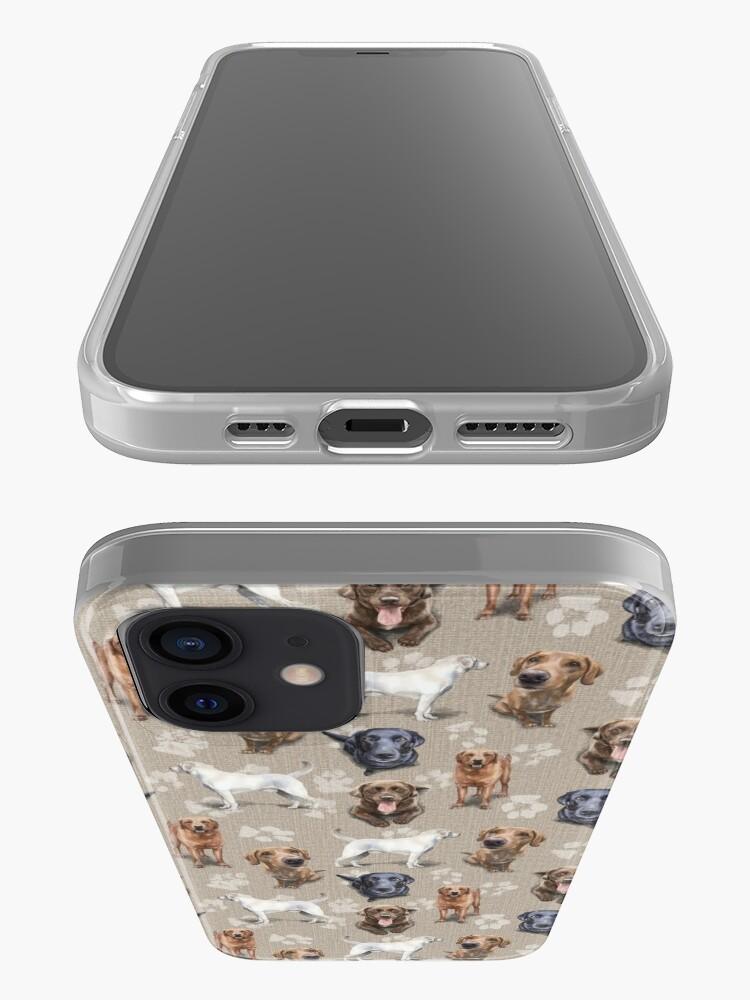 Alternate view of The Labrador Retriever Dog iPhone Case & Cover