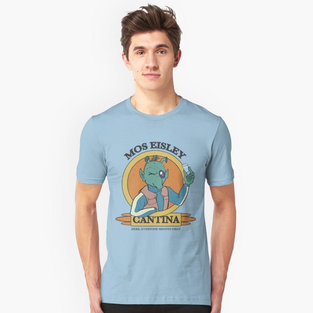 Mos Eisley Cantina Slim Fit T-Shirt