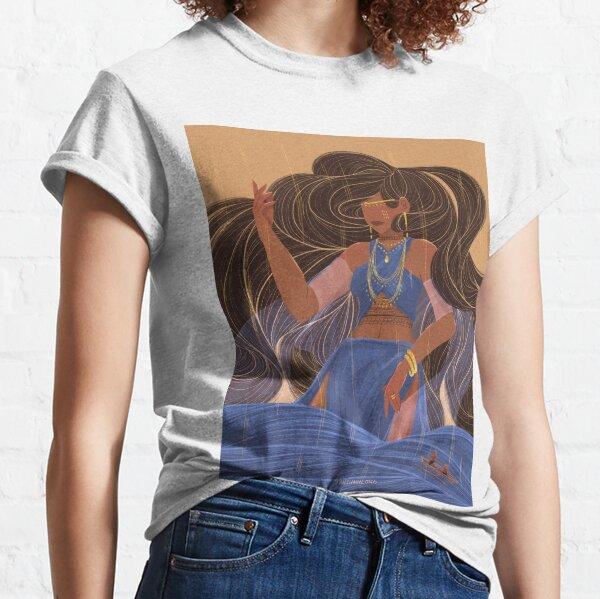 Anitun Tabu | Goddess of Wind and Rain Classic T-Shirt