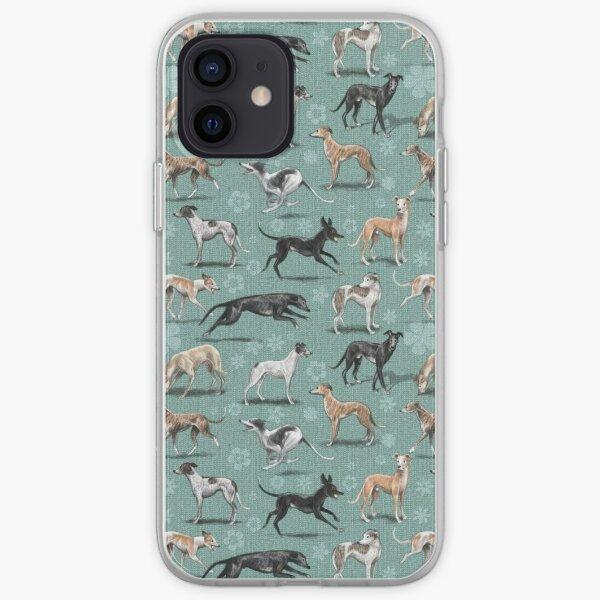 The Greyhound iPhone Soft Case
