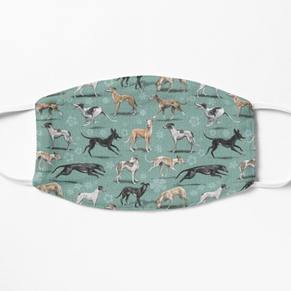 The Greyhound Flat Mask