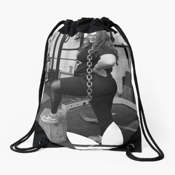 Princess Kimmy - Townie Powerlifting Drawstring Bag