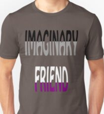 Imaginary Friend - Ace Unisex T-Shirt