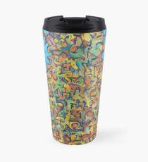 'Babel' Travel Mug