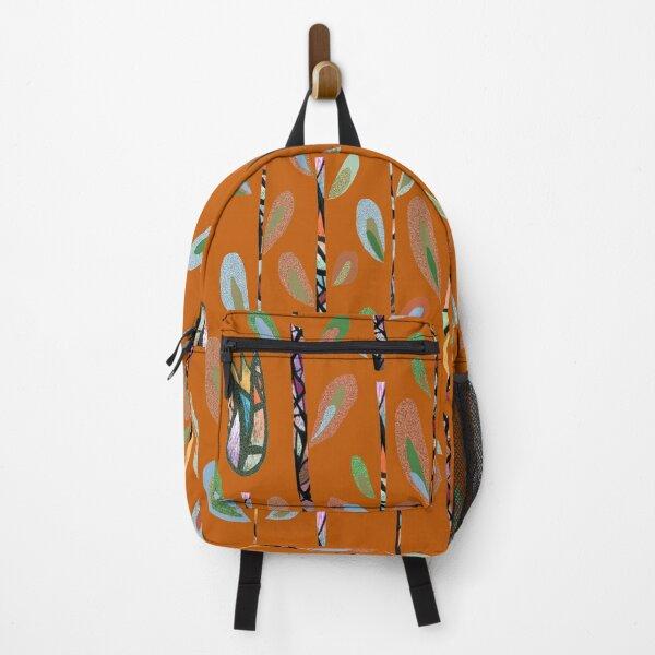 Scandi leaves Backpack