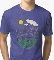Emerson: Live in the Sunshine Tri-blend T-Shirt