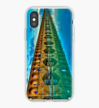 Si-o-Seh Pol (Bridge) - Isfahan - Iran - Daylight - Phone Cover iPhone Case