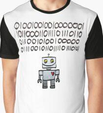 Binary Valentine Graphic T-Shirt