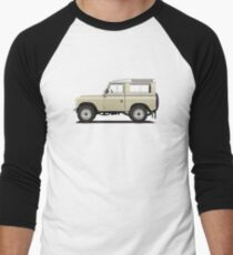 Series 3 Station Wagon 88 Limestone Men's Baseball ¾ T-Shirt