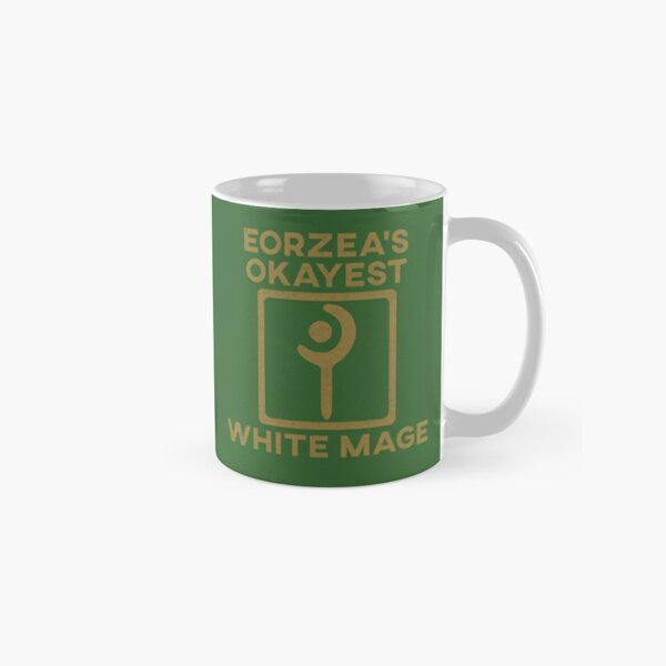 Eorzeas Okayest WHM - XIV Mug classique