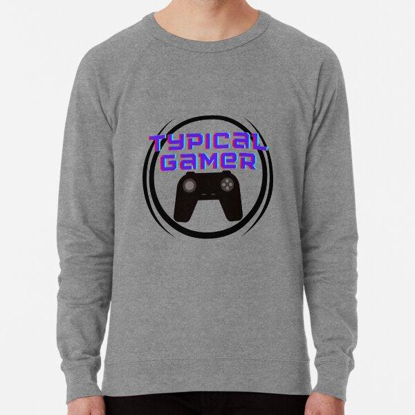 Typical Gamer Lightweight Sweatshirt