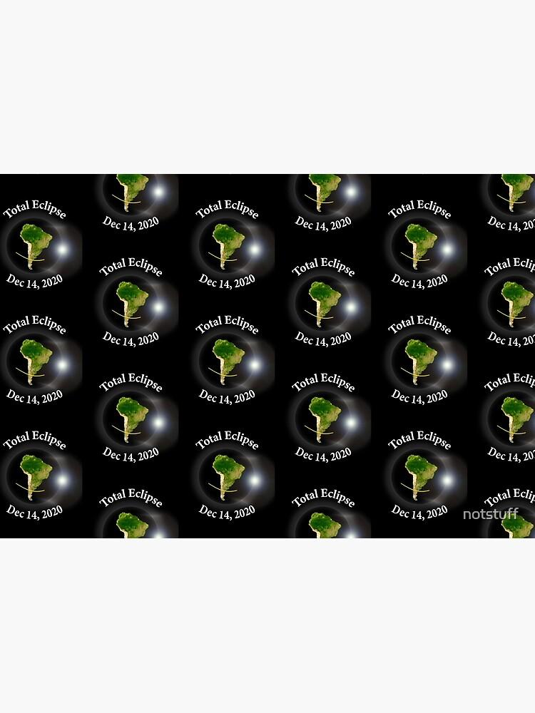 Total Solar Eclipse - Dec 14th 2020 by notstuff