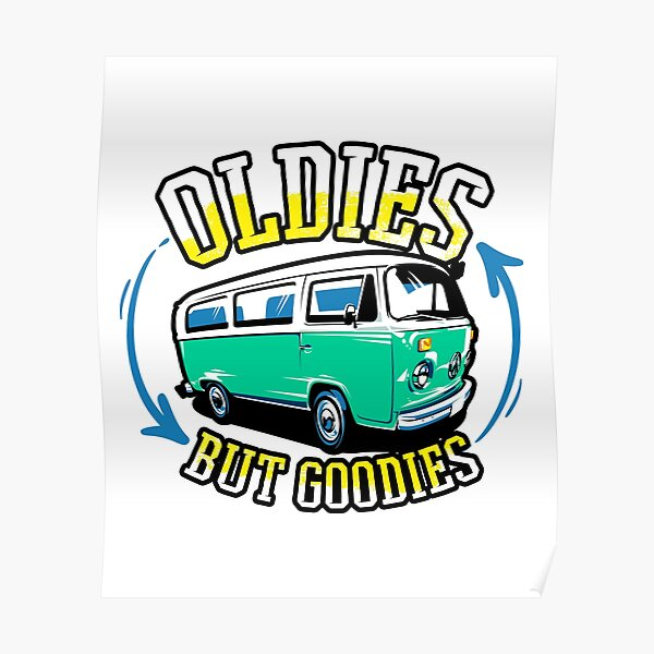 Oldies But Goodies Poster
