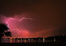 Watch the lightning crack over by Ersu Yuceturk