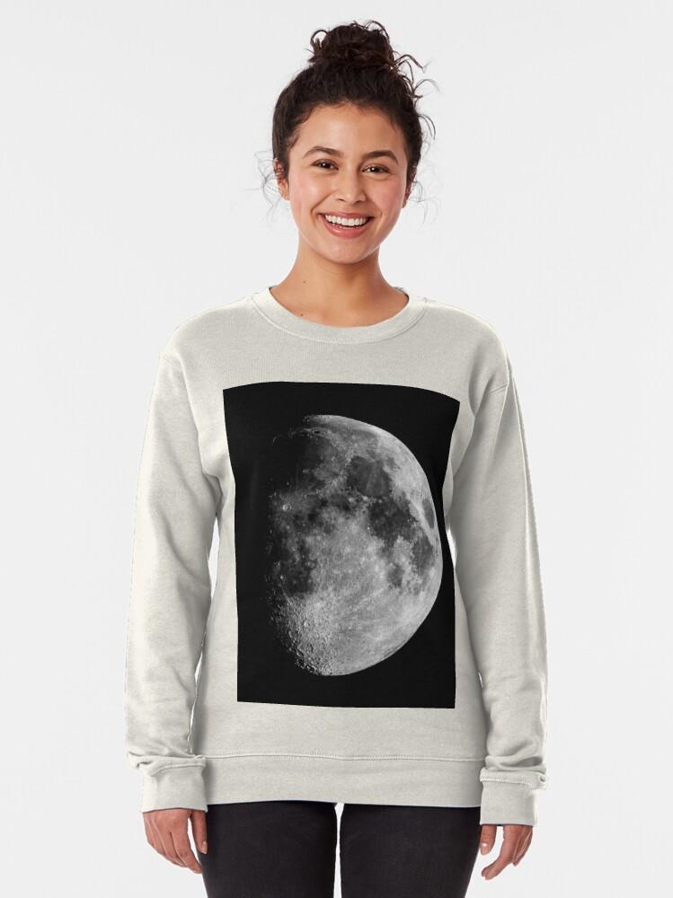 Alternate view of Gibbous Moon Pullover Sweatshirt