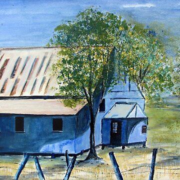 Australia: a long forgotten home by Happyart