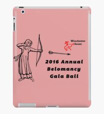 Annual Belomancy Ball iPad Case/Skin