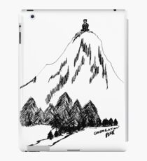 Desolation Peak_Alone Time iPad Case/Skin
