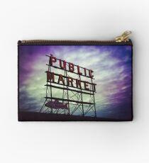 public market Studio Pouch