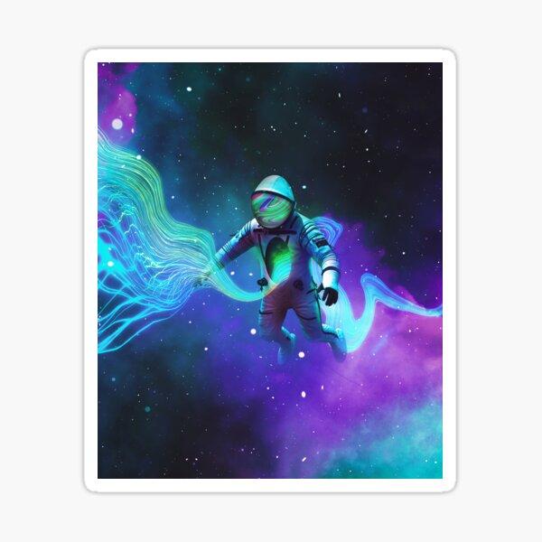 Aurora Streak Sticker
